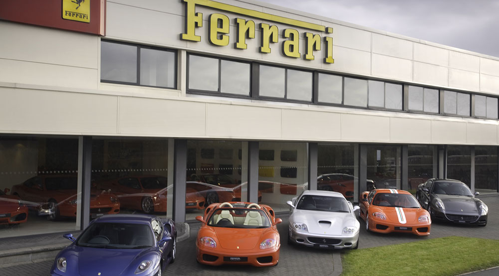 Exotic & Foreign Car Dealerships